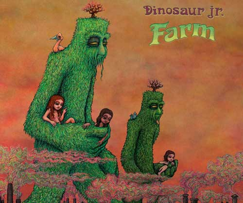 dinosaur jr - farm