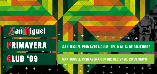 primavera club - primavera sound