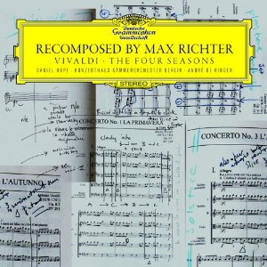 max richter - vivaldi - the four seasons